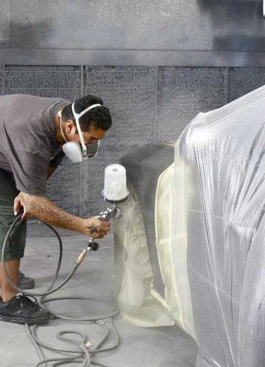 Automobile Paint Jobs